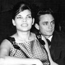 Johnny Cash and Vivian Liberto - 258 x 254