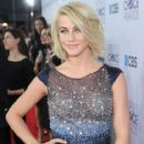 Julianne Hough: attends the 34th Annual People's Choice Awards at Nokia Theatre L.A. Live - 416 x 594