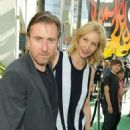 Nikki Butler and Tim Roth - 454 x 684