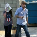Megan Fox - Collecting Her Dog From The Animal Hospital In The Valley, 2009-10-08