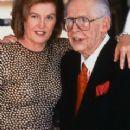 Milton Berle and Lorna Adams