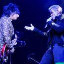 Billy Idol storms Atlanta on May 26, 2015