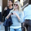 Cameron Diaz Out In The Meatpacking District, October 8, 2010