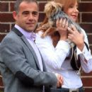 Michael Le Vell and Louise Gibbons - 454 x 887