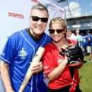 Lauren Alaina – 27th Annual City of Hope celebrity softball game in Nashville - 454 x 313