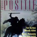 Sleepy Hollow - Positif Magazine Cover [France] (February 2000)