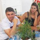 Ferne McCann and Arthur Collins - 454 x 405