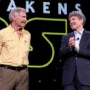 Harrison Ford-August 15, 2015-'Worlds, Galaxies, And Universes: Live Action At The Walt Disney Studios Presentation At Disney's D23 EXPO 2015 - 454 x 318