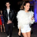Kate Beckinsale – Leaving Drake's NYE Party in West Hollywood