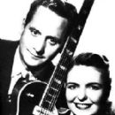 Les Paul and Mary Ford - 279 x 307