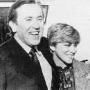 David Frost and Lynne Frederick - 266 x 194