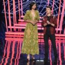 Tom Holland and Zendaya At The 2017 MTV Movie & TV Awards