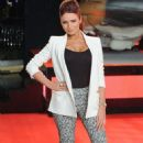 AMY CHILDS at A Good Day to Die Hard Premiere in London