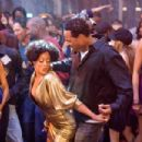 Charity (Essence Atkins, left) and her Baby Daddy (Shawn Wayans, right) have all the right moves on the dance floor in the comic spoof 'Dance Flick.' Photo credit: Glen Wilson. Copyright © 2008 by PARAMOUNT PICTURES CORPORATION. All Rights Reserve