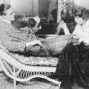 Dorothy Davenport and Wallace Reid