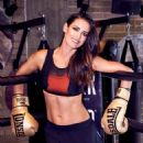 Kirsty Gallacher – Fit and Well Magazine (August 2017) - 454 x 599