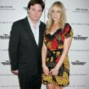 Mike Myers and Kelly Tisdale - 454 x 653