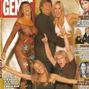 Luisana Lopilato, Felipe Colombo, Ingrid Grudke - Gente Magazine Cover [Argentina] (24 February 2003)