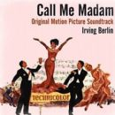 CALL  ME  MADAM  Music and Lyrics Irving Berlin - 400 x 400
