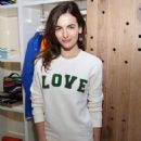 Camilla Belle- April 6, 2016- Tory Sport Store Opening