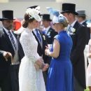 Prince Windsor and Kate Middleton : Royal Ascot 2017 - Day 1 - 381 x 600