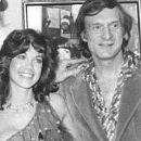 Hugh Hefner and Barbi Benton - 180 x 337