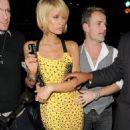Paris Hilton - Candids At Prive Nightclub
