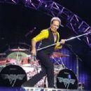 Van Halen in concert at The Molson Amphitheatre in Toronto, ON on August 7, 2015