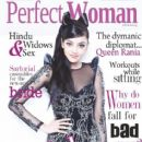 Kajal Agarwal - Perfect Womanhood Magazine Pictorial [India] (October 2012) - 413 x 550