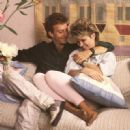 Michael A. Ross and Markie Post