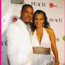 Lisa Raye and Michael E. Misick