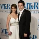 Jennifer Hewitt and Ross McCall