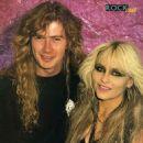 Dave Mustaine & Doro Pesch - 454 x 621