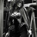 Helena Christensen - No Tofu Magazine Pictorial [United States] (September 2015)