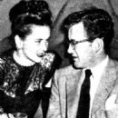 Florence Pritchett and Robert Walker