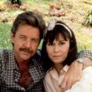 Kate Jackson and Robert Ginty