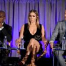 Jennifer Lopez of 'World Of Dance' speaks onstage during the 2017 NBCUniversal Summer Press Day at The Beverly Hilton Hotel on March 20, 2017 in Beverly Hills, California - 454 x 300