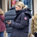 Jennifer Morrison on the set of 'Once Upon A Time' in Vancouver - 454 x 638