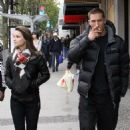 Tom Hardy And Charlotte Riley: Canadian Couple