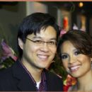 Lea Salonga and Robert Chien