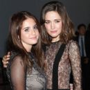 Rose Byrne: attends the Jill Stuart Spring 2013 fashion show during Mercedes-Benz Fashion Week at The Stage