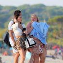 Gemma Collins in bikini enjoying the sun in Saint Tropez - 454 x 562