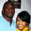 Meagan Good and Thomas Jones