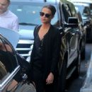Alicia Vikander – Out in New York City