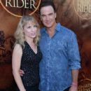 Patrick Warburton and Cathy Jennings - 417 x 594