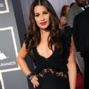 Lea Michele - 53 Annual GRAMMY Awards held at Staples Center on February 13, 2011 in Los Angeles, California