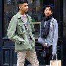 Willow Smith and Tyler Cole (Rapper) - 454 x 681