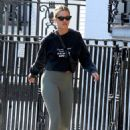 Ashley Roberts – Seen while out in Chelsea