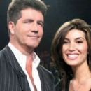 Mezhgan Hussainy and Simon Cowell - 454 x 302