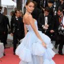 Dilan Çiçek Deniz :  'The Dead Don't Die' & Opening Ceremony Red Carpet - The 72nd Annual Cannes Film Festival - 454 x 568